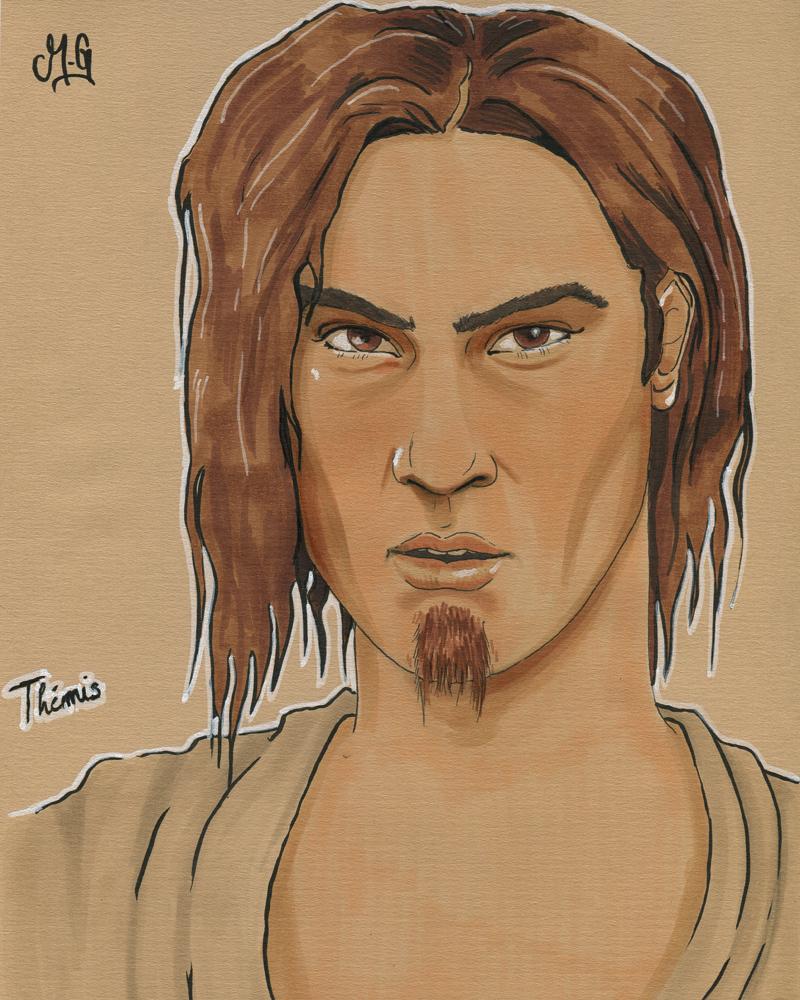 Thémis, le chef des Musaraignes