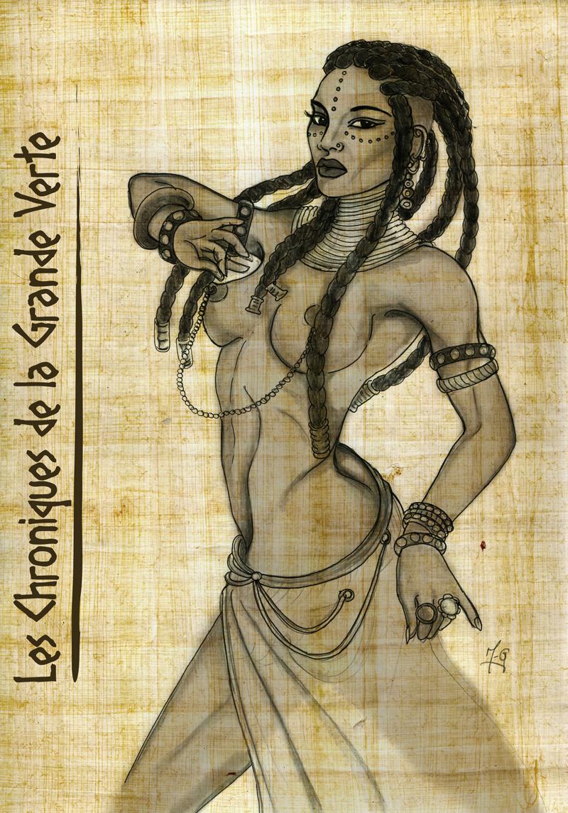 Athrisis - maîtresse des danses